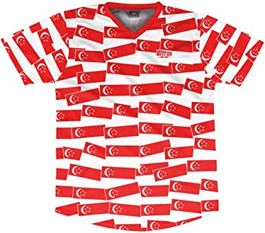 InterestPrint Men Botton Up T-Shirt Geometric Tribal Regular Fit Short Sleeve Polo Casual T-Shirts S-5XL