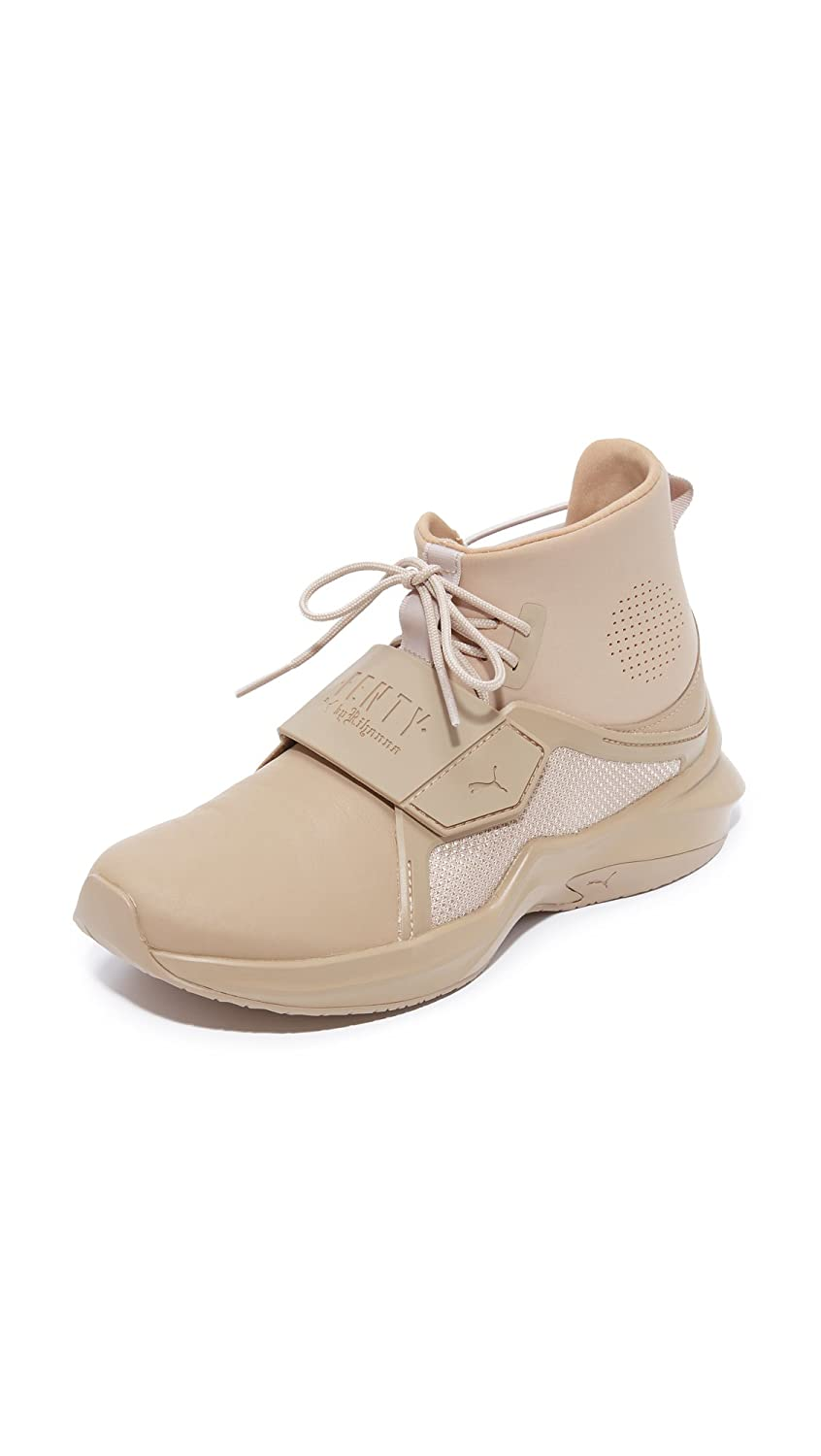 c0239b0a5e76 PUMA Women s FENTY X PUMA High Top Trainer Sneakers  9Napu0308238 ...