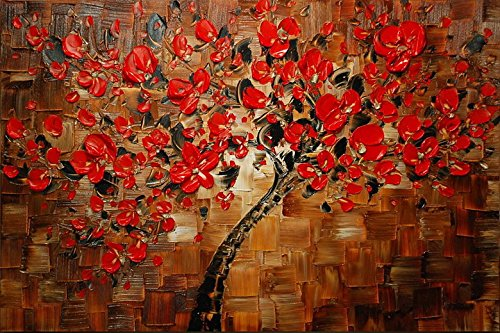 santin-art-rise-up-dream-hand-painted-oil-paintings-on-canvas-stretched-and-framed-modern-abstract-w