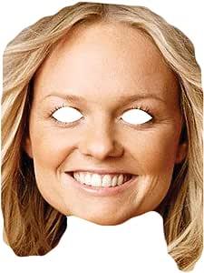 Lord Fox Emma Bunton Spice Girls - Máscara Facial para Fiesta de ...