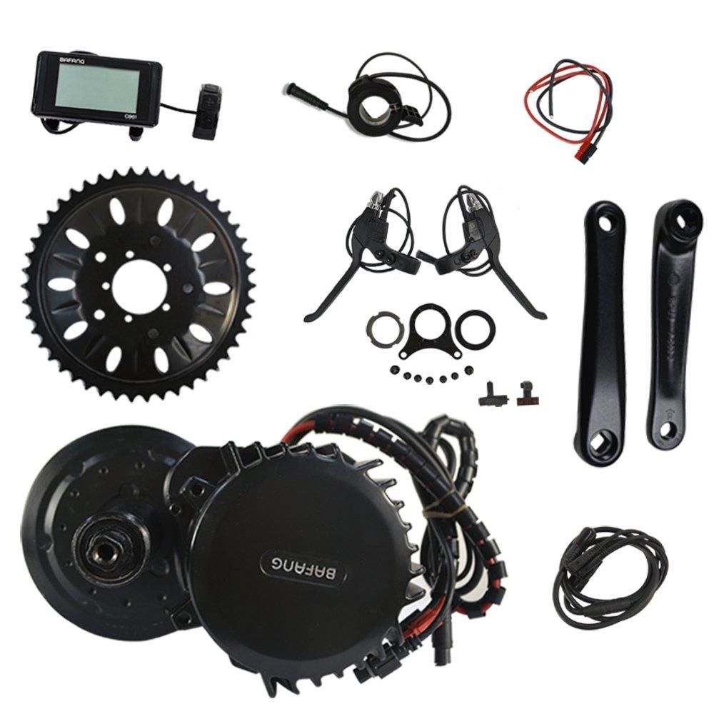 オクタゴンBBSHD 48V 1000Wセントラルモーターキットバイク変換キットオクタゴンモーター B078YKD1B1 68mm C961 C961 68mm