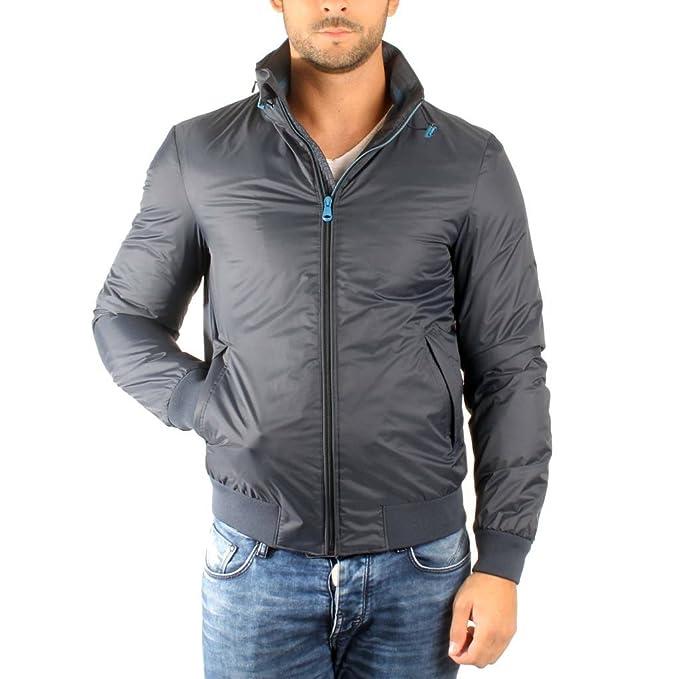 Geox M6421D T2224 Giacca Uomo Blu  Amazon.it  Abbigliamento 80efbcc9e8b