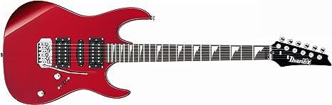 Ibanez grx70dxju de CA Gio Jump Start Guitarra eléctrica Set con Amplificador y accesorios Rojo: Amazon.es: Instrumentos musicales