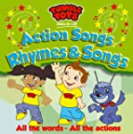 Tumble Tots: Action Songs - Rhymes an...