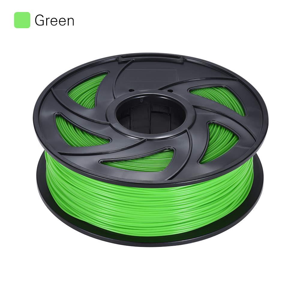 3D DIY Printer PLA Filament 1kg//2.2lb 1.75mm for Anet MakerBot RepRap 10 Colors