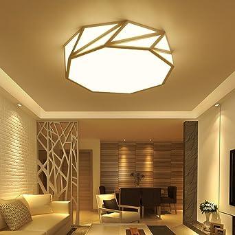 Lozse Moderne Wohnzimmer-Leuchten LED-Deckengeometrie ...