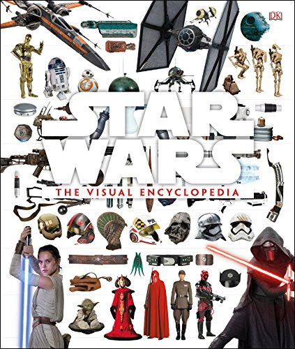 Star Wars: The Visual Encyclopedia (Best Star Wars Gifts For Kids)