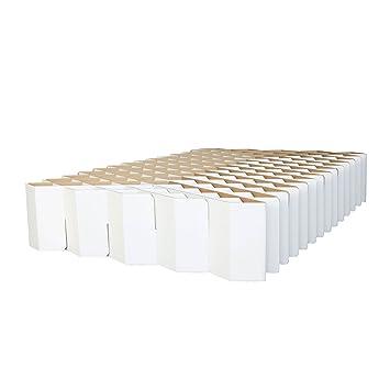 Room In A Box Bett 20 Mweiß Klappbett Aus Wellpappe 120 140 X 200