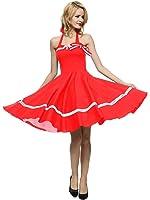 Maggie Tang 50er 60er abendkleid cocktail Kleid Petticoat Rockabilly