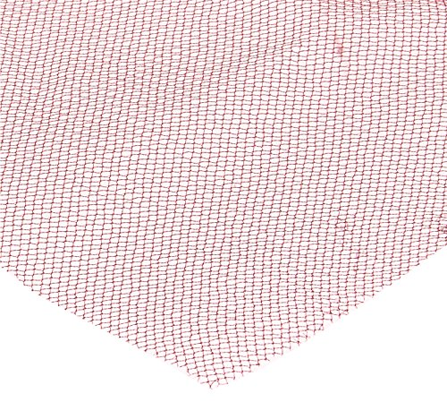 Expo International 54-Inch Classic Nylon Tulle Fabric, 25-Yard Bolt, Red