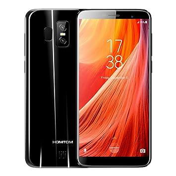 HOMTOM Teléfono sin Contrato, S7 4 G Smartphone Android 7.0 5.5 ...