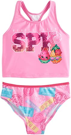 Shopkins Girls Shopkins Swimsuit