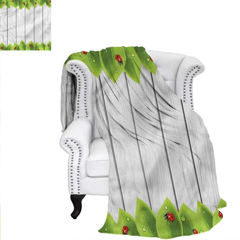 RenteriaDecor Kraken スローブランケット コーラルシーモンスターフォーク 暖かいマイクロファイバー オールシーズンブランケット ベッドやカウチに 90
