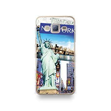 coque samsung j3 2016 new york