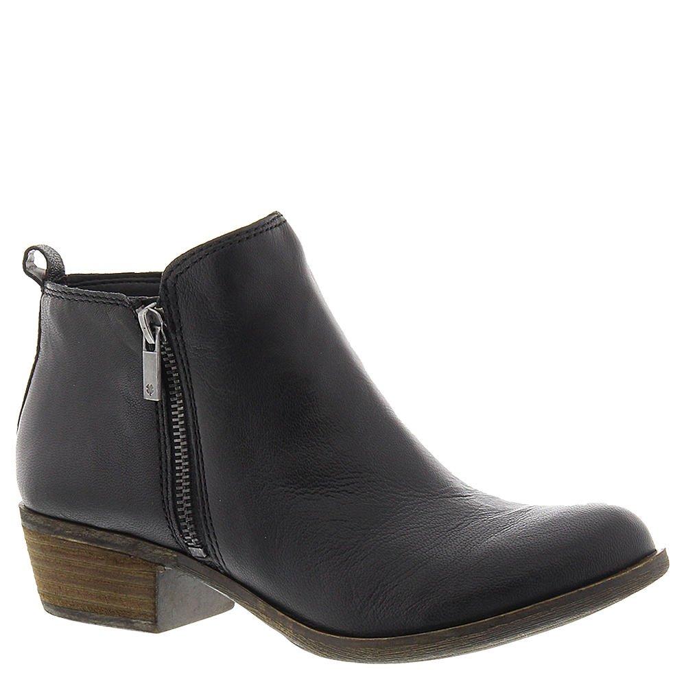 Lucky Brand  Women's Basel Boot, Black 03, 9 M US