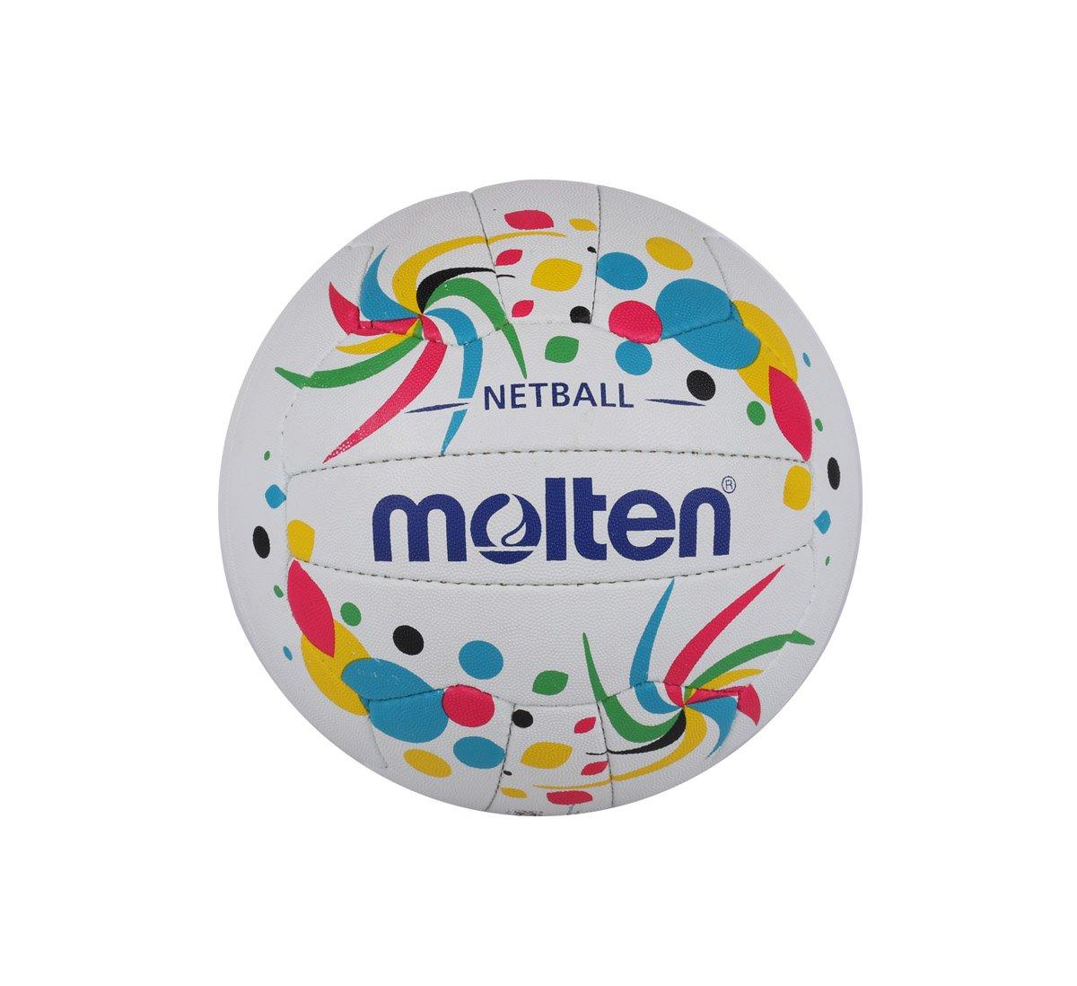 MOLTEN Contender Netball Club - Balón de fútbol para Mujer (Talla ...