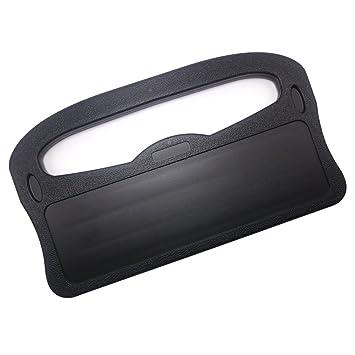 Mesa portative multifonctionnelle de soporte de ordenador portátil de volante de coche, soporte de comprimido, consola de volante de coche: Amazon.es: Coche ...