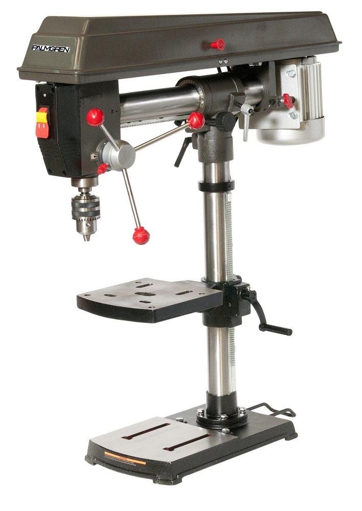 Palmgren 80341 33-Inch Bench Top Radial Arm Drill Press
