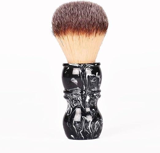 Luxury Synthetic Shaving Brush: Amazon.es: Salud y cuidado personal