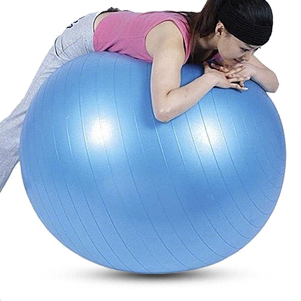 Equilibrar la pelota Bola de la yoga / bola de la aptitud ...