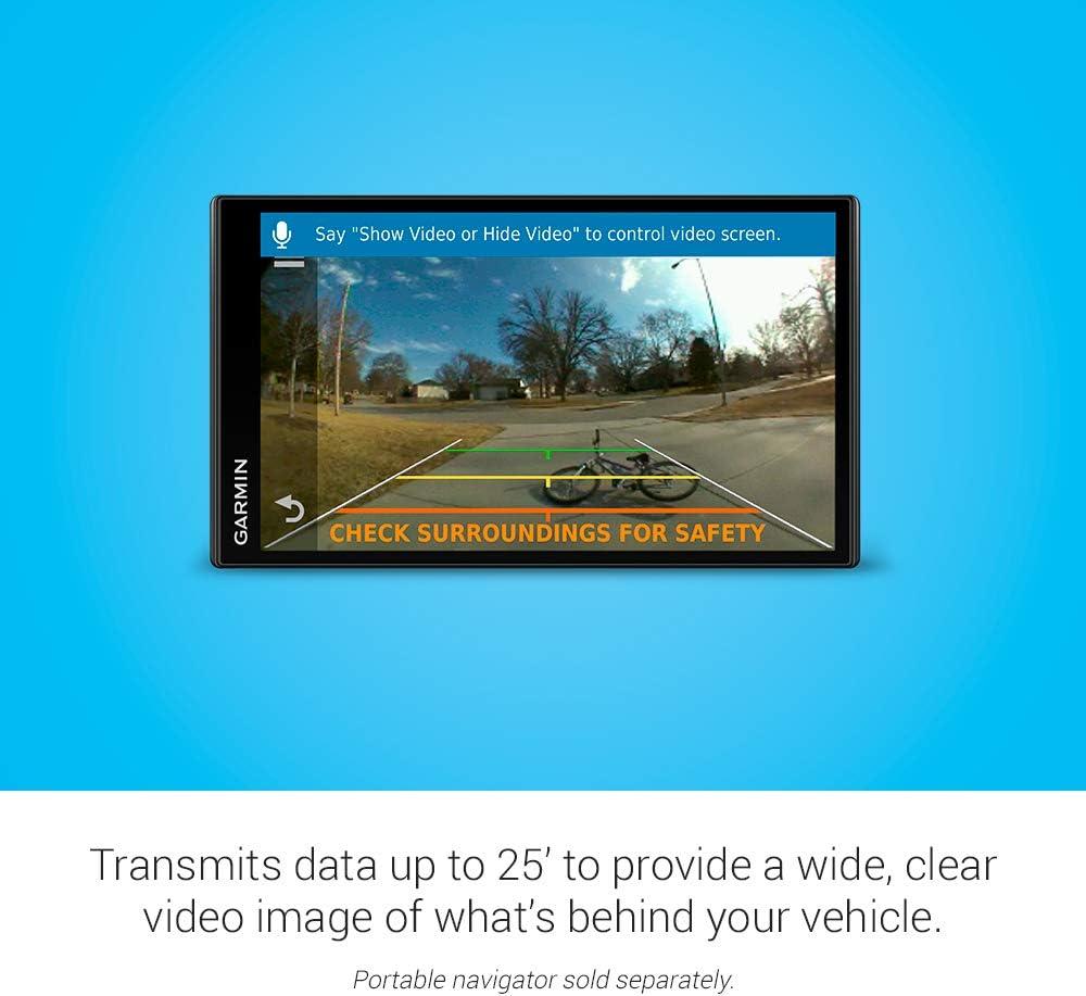 Amazon.com: Garmin BC 40, cámara de seguridad inalámbrica ...