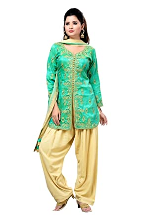 7d10d6642f BEDI'S Ladies Readymade Suit Punjabi Patiala Salwar Kameez Suit Party WEAR  Indian Dress Pakistani Casual WER