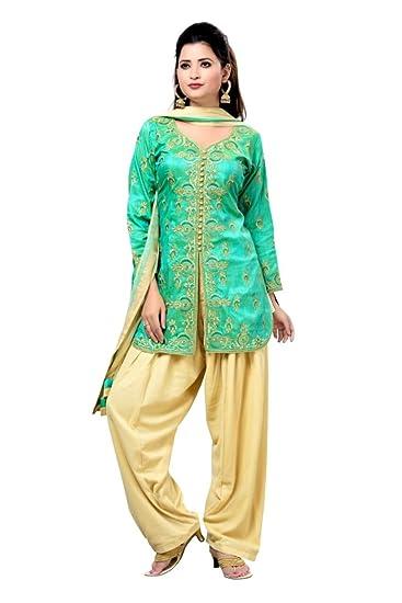 c8bdedfa187b BEDI S Ladies Readymade Suit Punjabi Patiala Salwar Kameez Suit Party WEAR  Indian Dress Pakistani Casual WER Straight Suit Woman Clothing Bollywood  Mint ...