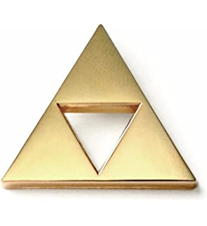 MemePinz Triangle Lapel Pin