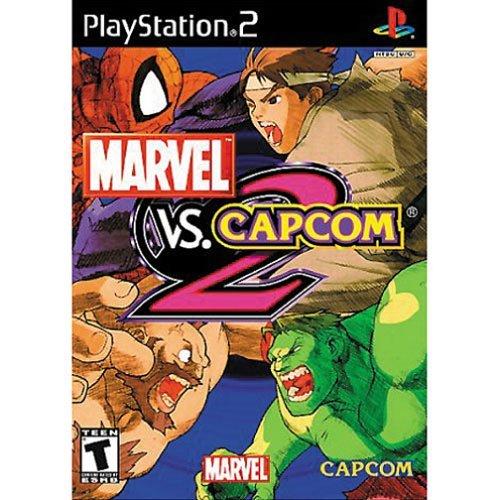 Marvel vs. Capcom 2 (Marvel Vs Capcom 2 Ps2)