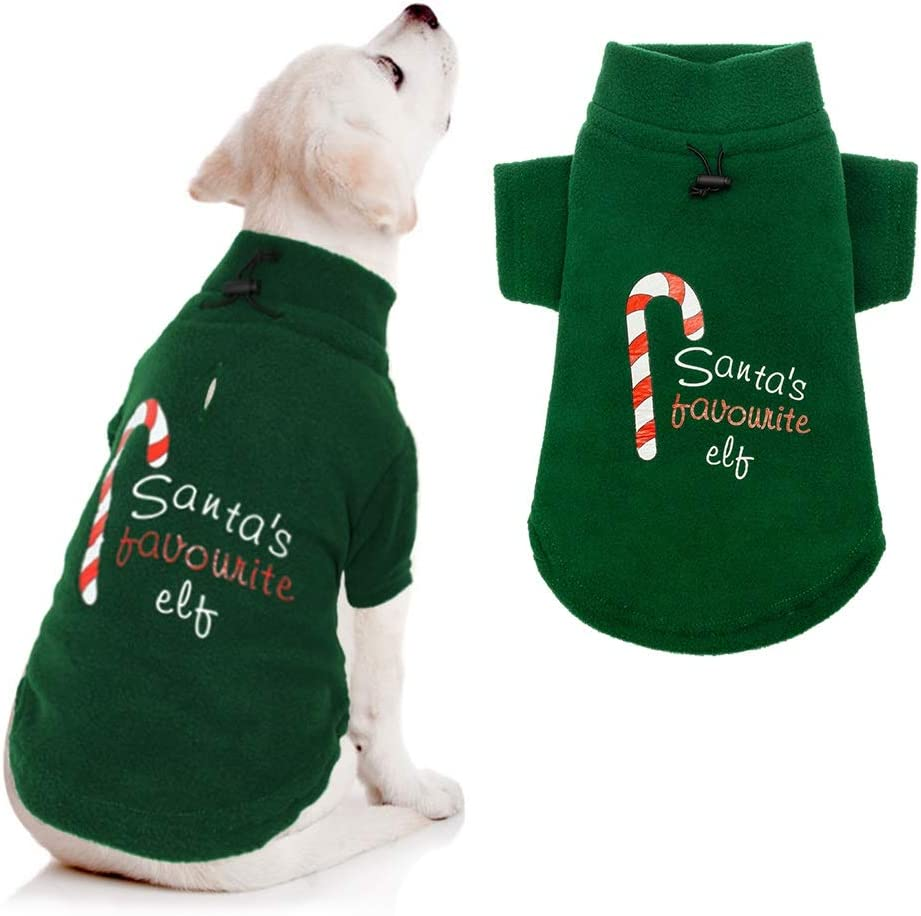 Boys Girls Christmas Elf Xmas Hoody Christmas Knitted Jumper 6 to 23 Months