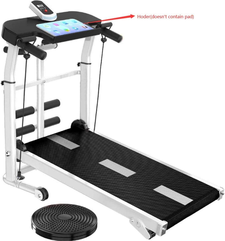 Negro nice shop now Treadmill Folding Mechanical Andar Trotar Caminadora Sit-up Carrera en Cinta de M/áquina no El/éctrico hasta 150kg Ideal para Hogar//Oficinas