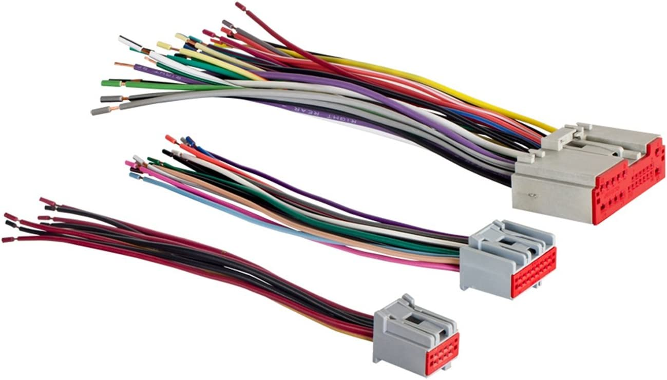 Amazon.com: Metra Reverse Wiring Harness 71-5520-1 for Select 2003-up Ford,  Lincoln, Mercury Vehicles OEM Premium AudioAmazon.com