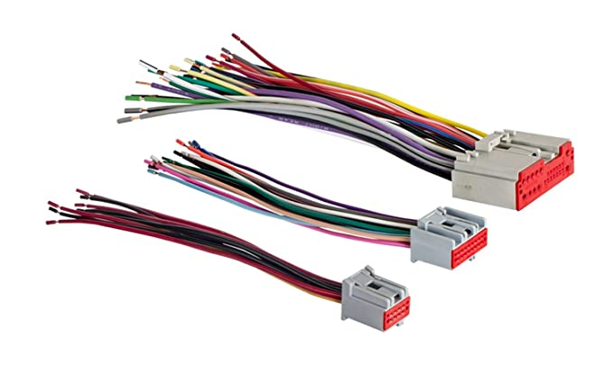 amazon com metra reverse wiring harness 71 5520 1 for select 2003