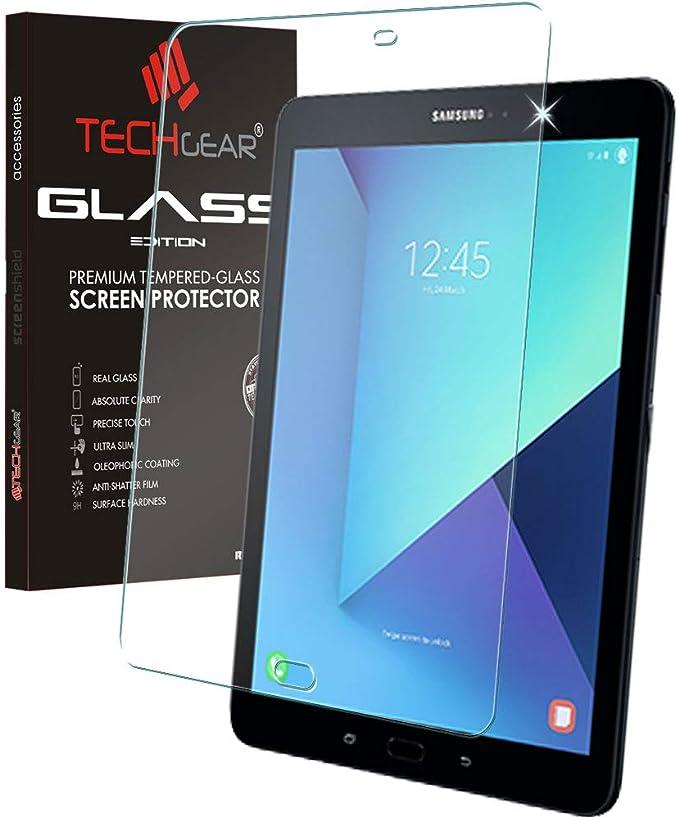 Techgear Matt Tempered Glass Compatible With Samsung Computers Accessories