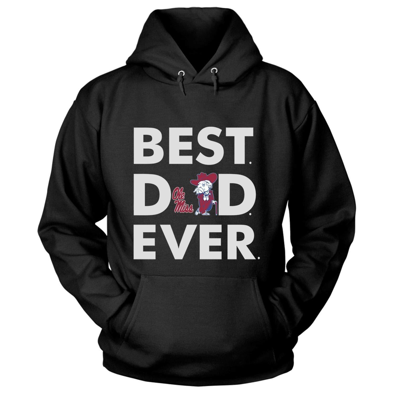 Ole Miss Rebels Best Dad Ever S Black Shirts
