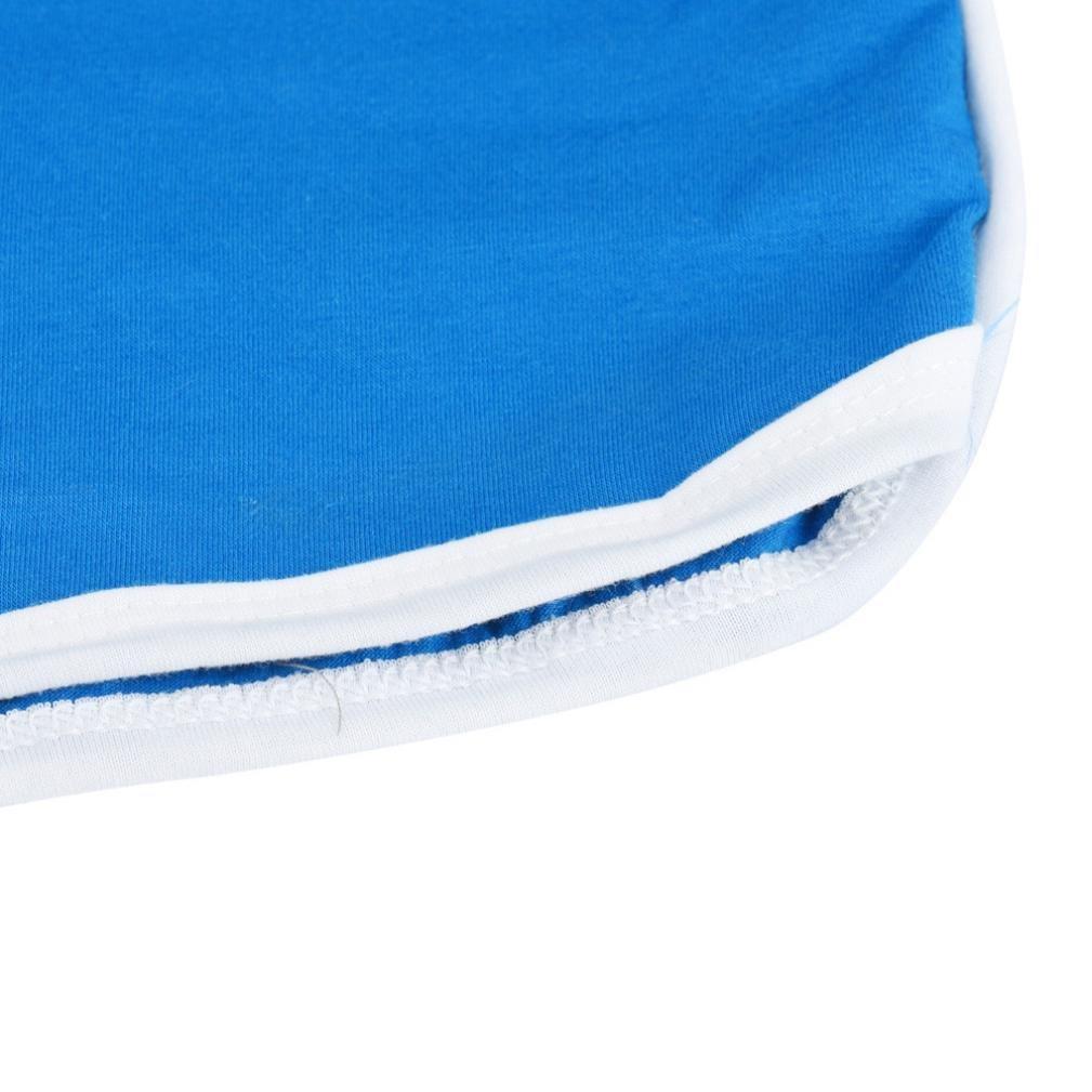 GoodLock Clearance Women Yoga Elastic Shorts Summer Sport Shorts Gym Workout Waistband Skinny Pants