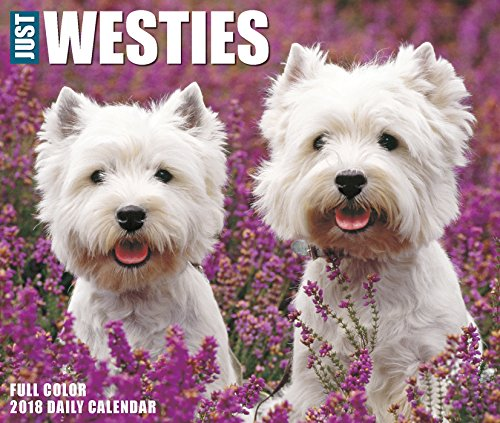 Just Westies 2018 Box Calendar (Dog Breed Calendar)