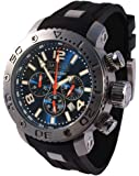 BARBOS STINGRAY CHRONOGRAPH WATERPROOF 3300 ft/1000m MENS DIVER WATCH-NEW