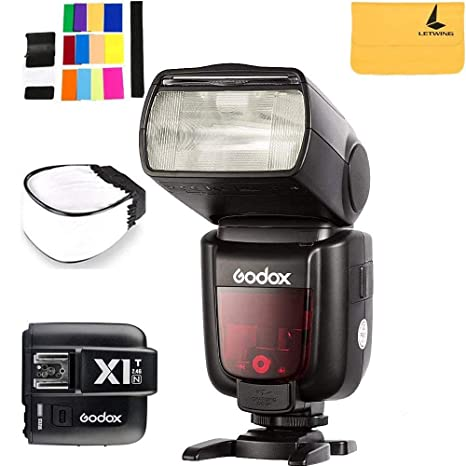 Odox ThinkLite tt685s cámara ttl flash de alta velocidad 1/8000s ...