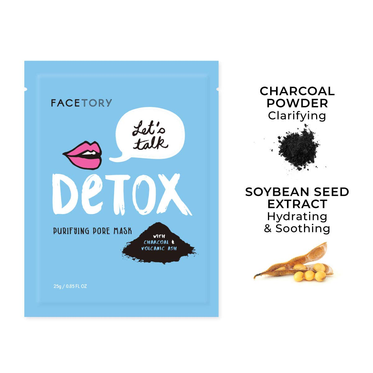 FaceTory Best of Seven Facial Masks Collection  Hydrate Brighten Soothe Revitalize Nourish Purify