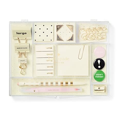 Genial Kate Spade New York Womenu0027s Office Supplies Tackle Box (176353)