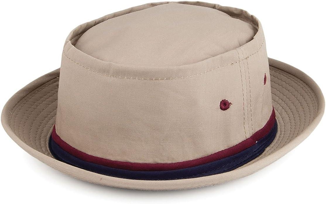 776abeb98c884 Dorfman-Pacific Packable Bucket Hat - Tan X-Large  Amazon.co.uk ...