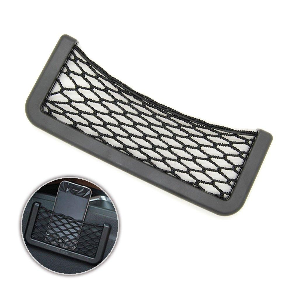 Retina Portaoggetti Adesiva per Auto vuoto tasca XL Mygoodprice