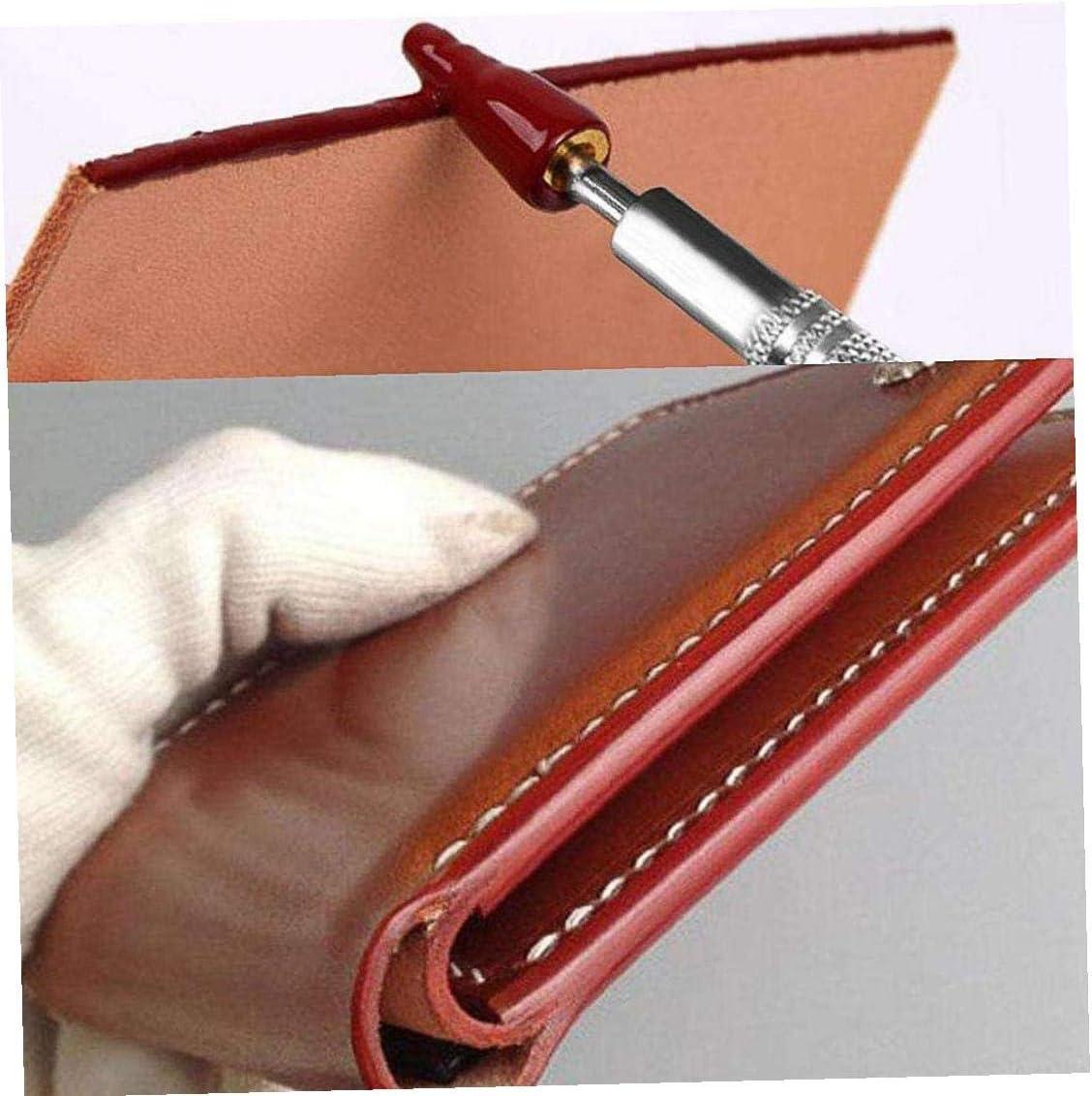 Bord en Cuir Impression Dye Pen Outil Peinture /À lhuile Pen pour Craft en Cuir DIY De Travail 2 Pi/èces