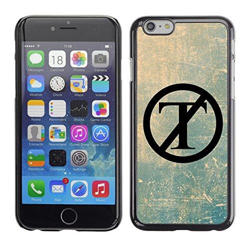 "Print Motif Coque de protection Case Cover // Q04130512 NON Trump grunge // Apple iPhone 6 6S 6G 4.7"""
