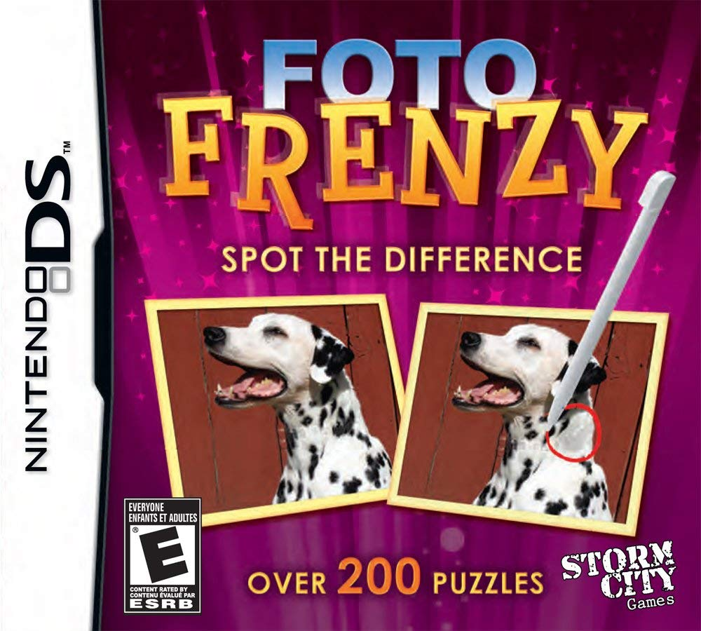 Foto Frenzy: Spot the Difference (Certified Refurbished)