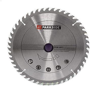 pour Parkside Table Scie Circulaire ptk Carbure Lame De Scie 2000 c3-LIDL I 48 dents