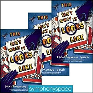 Thalia Kids' Book Club: Pseudonymous Bosch's This Isn't What It Looks Like Speech