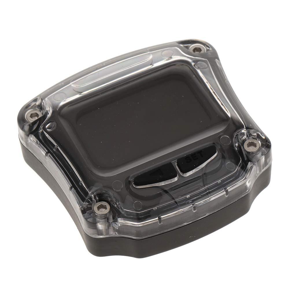Shiwaki TPMS Moto Sistemas de Control de Presi/ón de Neum/áticos Controlar 2 Sensores
