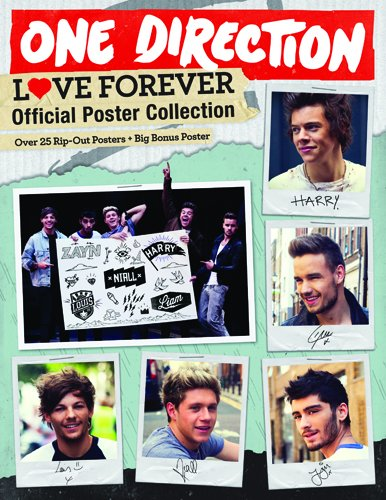 one direction books 2015 - 1